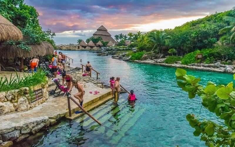 Xcaret em Cancún