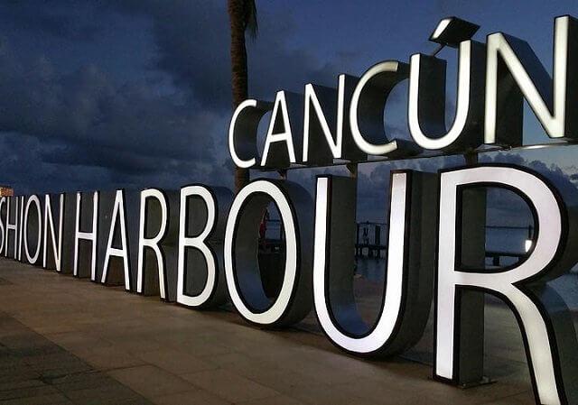 Fashion Harbour em Cancún