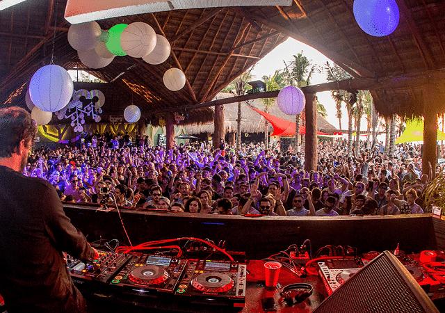 Ano Novo em Cancún