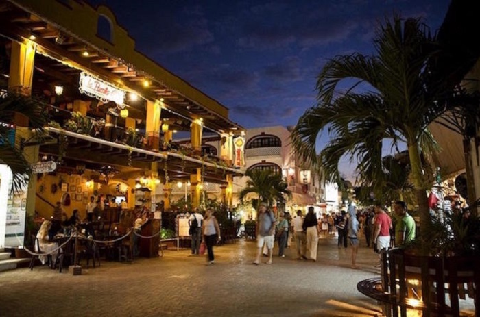 Gays e GLS na Playa del Carmem e Quinta Avenida em Cancún