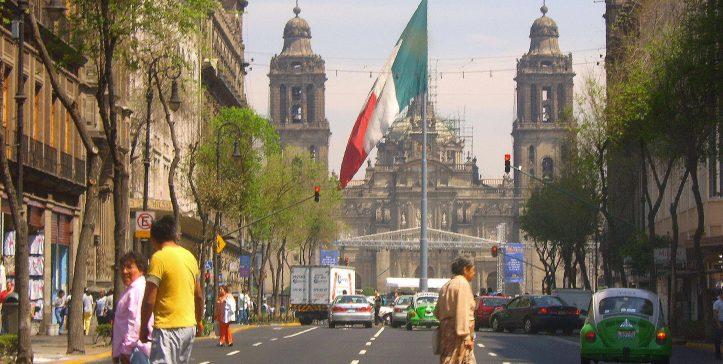 Seguro do carro na Cidade do México