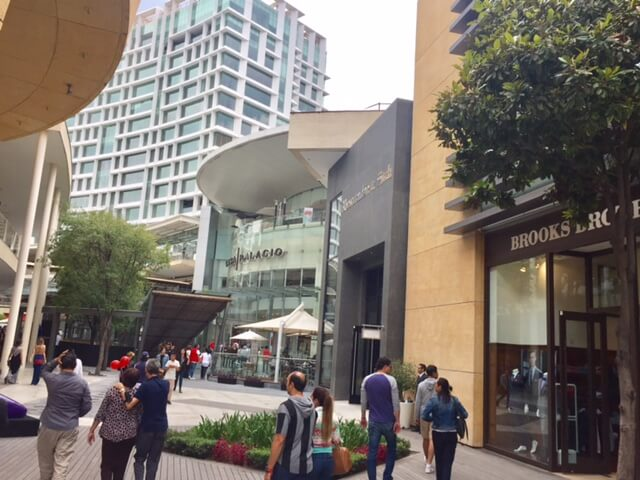Shopping Antara Fashion Hall na Cidade do México