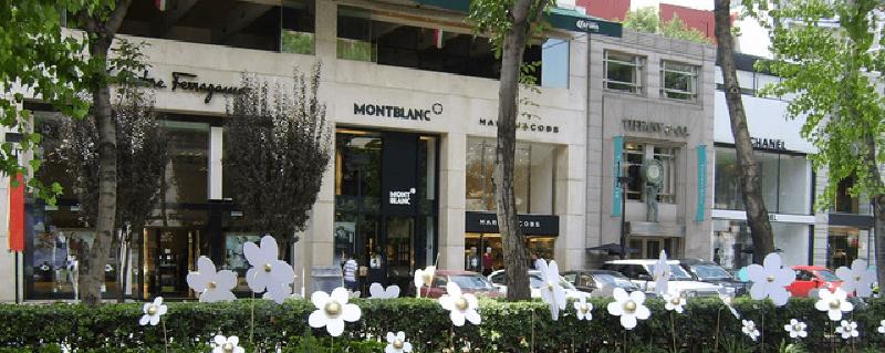 Compras na Cidade do México: Ruas