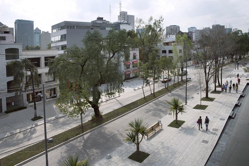 Avenida Presidente Masaryk - Cidade do México