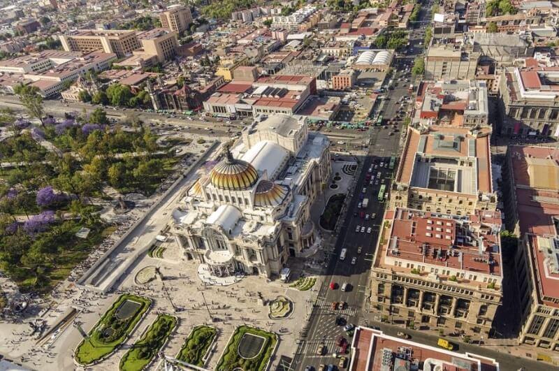 Hospedagens na Cidade do México: Centro