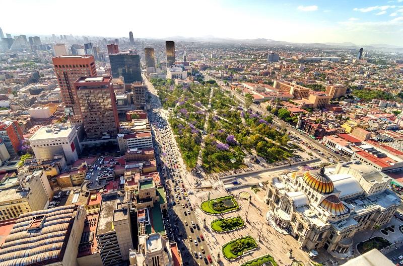 Vantagens de um Seguro Viagem na Cidade do México
