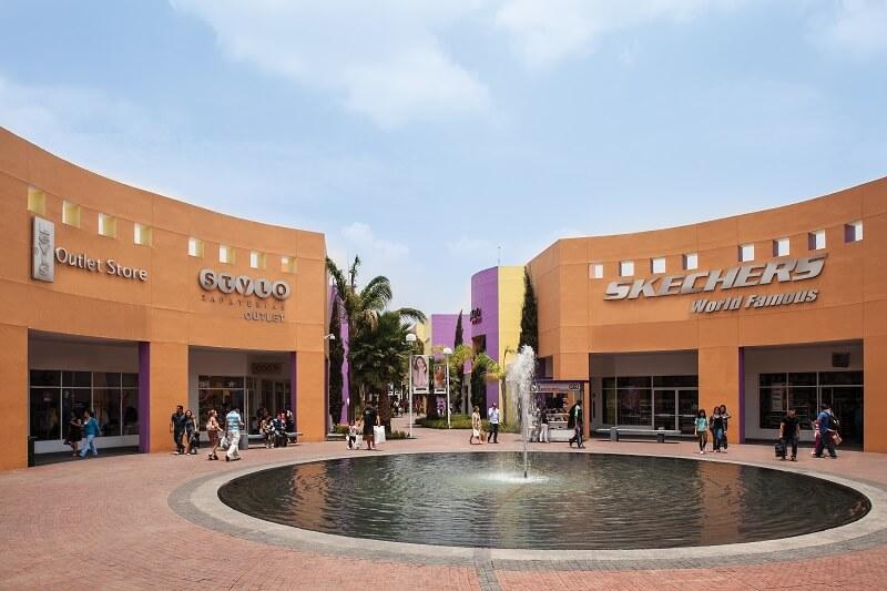 Premium Outlets Punta Norte na Cidade do México