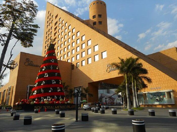 Compras na Cidade do México: Loja Palacio de Hierro