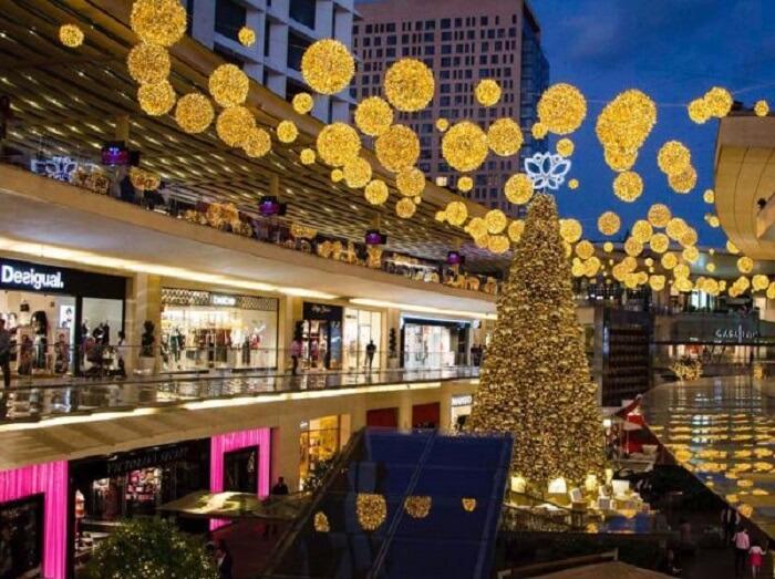 Compras na Cidade do México: Shopping Antara Fashion Hall