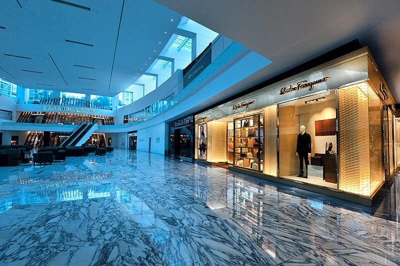 Compras na Cidade do México: Shopping Centro Santa Fé