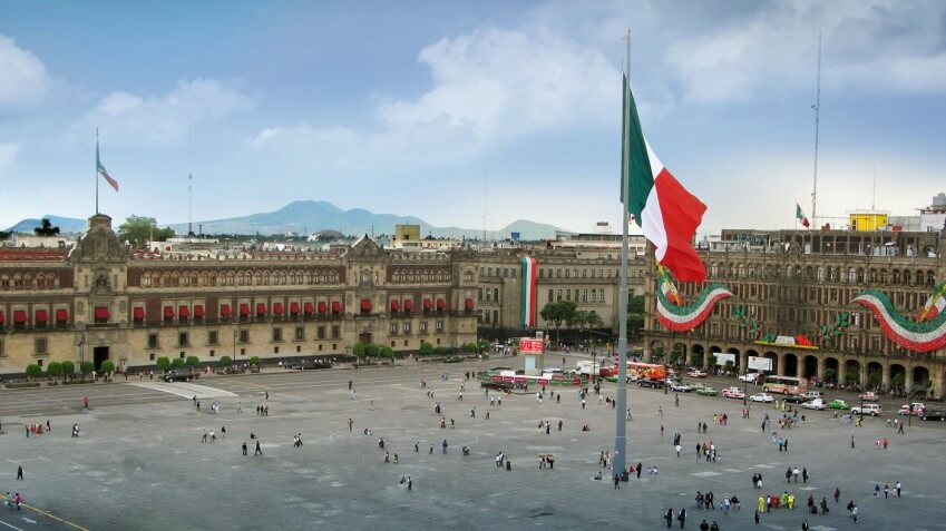 Atrativos para um roteiro de viagem na Cidade do México