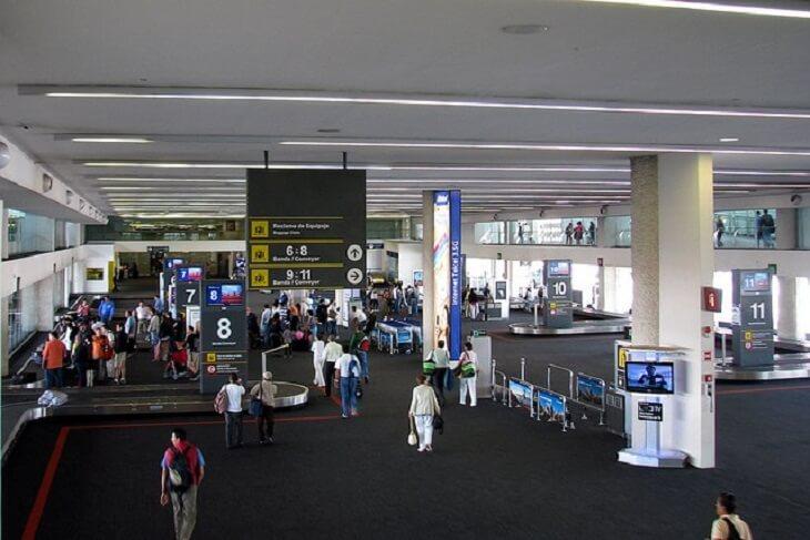 Ir do aeroporto da Cidade do México até o centro histórico de translado