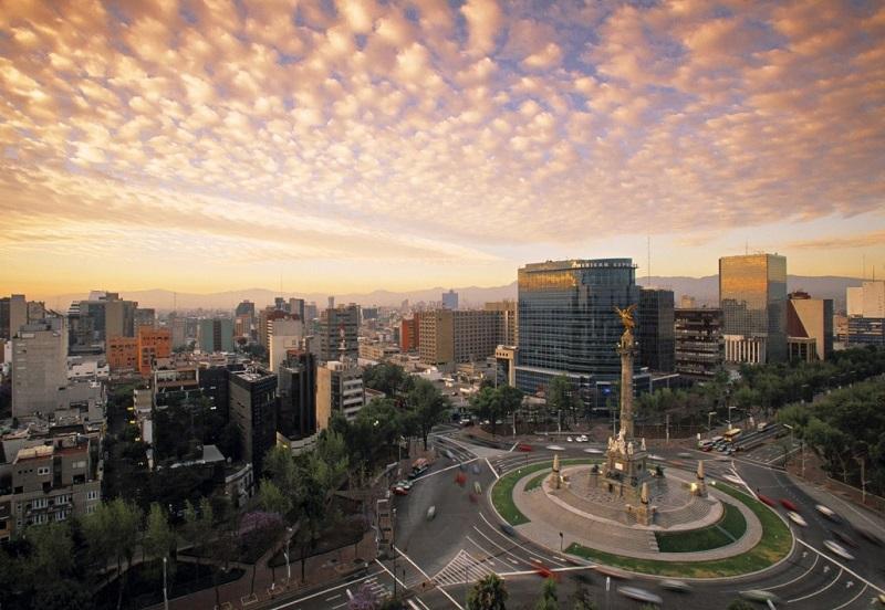 Clima na Cidade do México no México