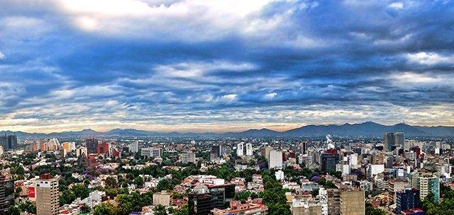 Clima e temperatura na Cidade do México