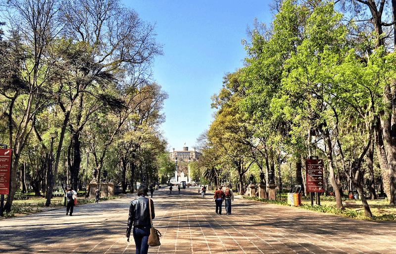 Clima na Cidade do México