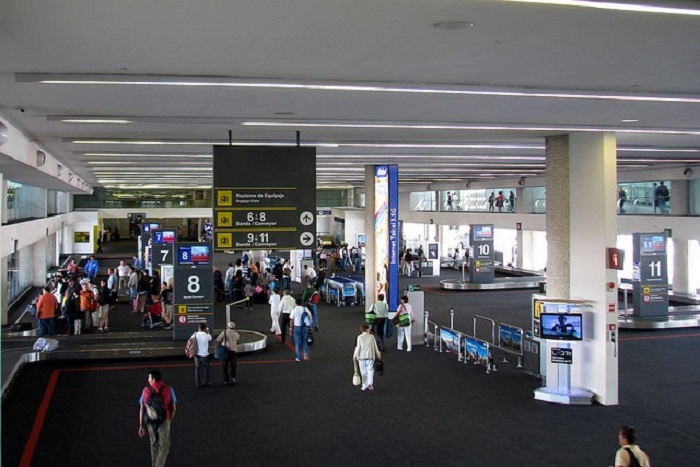 Aeroporto na Cidade do México