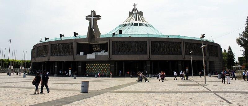 Mapa turístico da Cidade do México