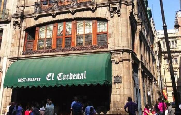 Passeios turísticos nos restaurantes e centros gastronômicos da Cidade do México