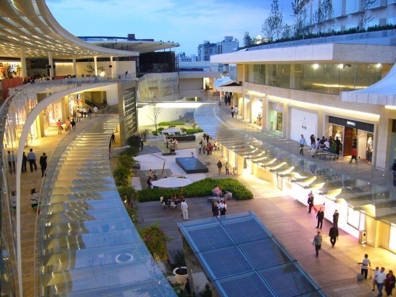 Shopping Antara Fashion Hall- Lojas
