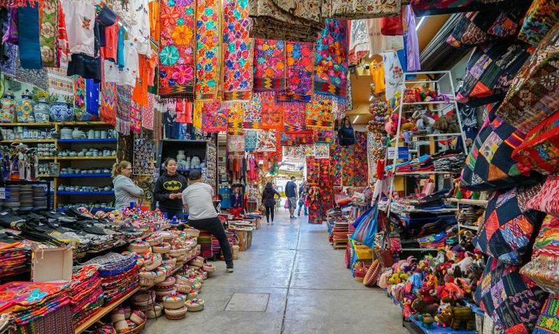 Galerias e feiras de artesanato na Cidade do México