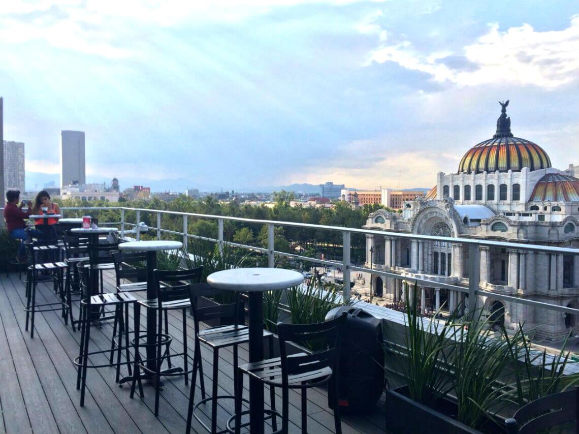 Informações sobre a Torre Latinoamericana na Cidade do México