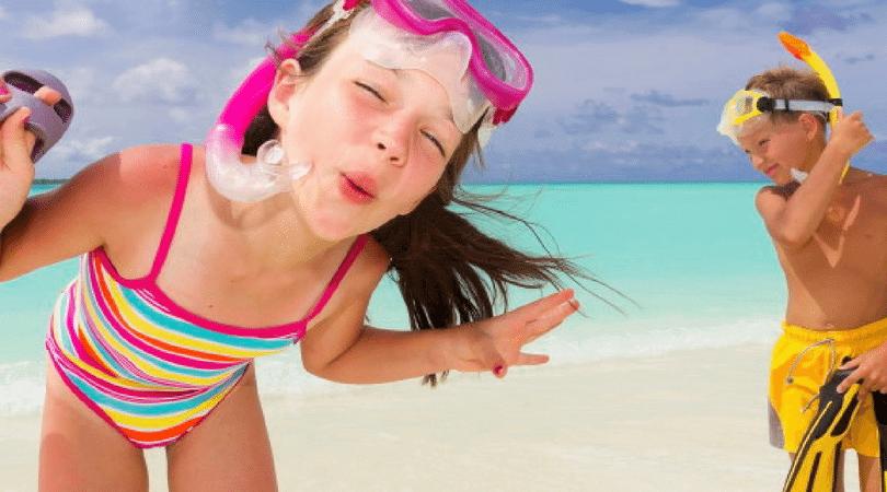 Praias com crianças em Tulum