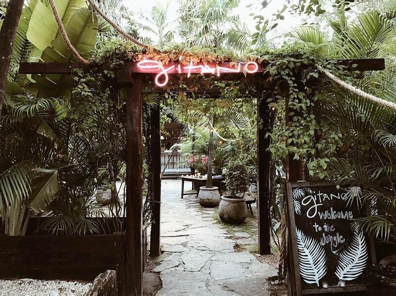 Restaurante sofisticado Gitano em Tulum