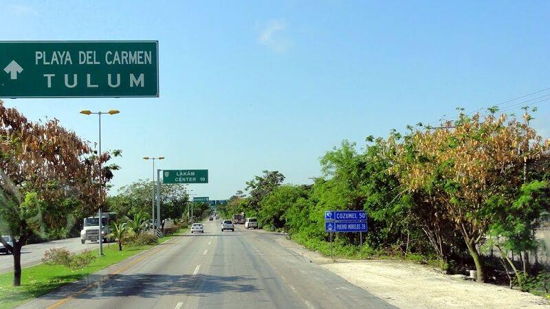 Aluguel de carro em Tulum no México