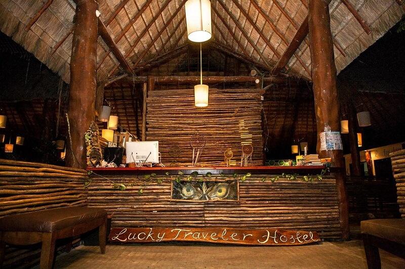 Lucky Traveler Hostel All Inclusive em Tulum