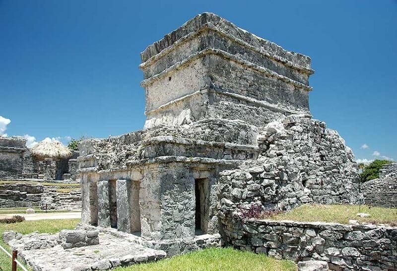 Histórico das ruínas de Tulum