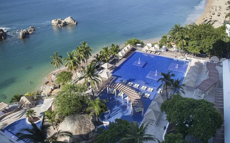 Hotel Fiesta Americana Acapulco Villas