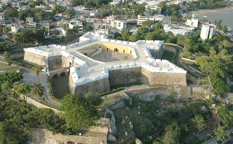 Roteiro de 5 dias em Acapulco: Forte de San Diego