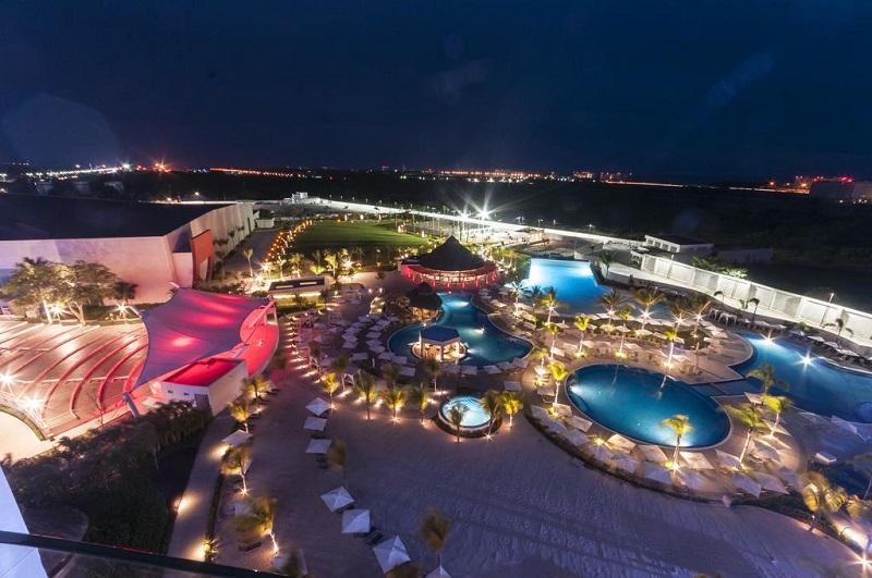 Hotel Palacio Mundo Imperial em Acapulco