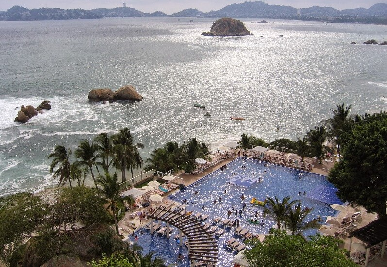 Roteiro de 3 dias em Acapulco: Ilha da Roqueta