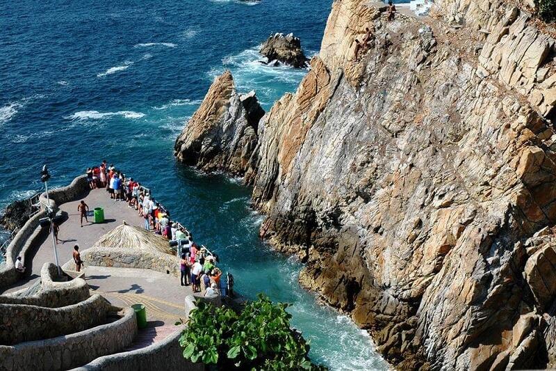 Roteiro de 3 dias em Acapulco: La Quebrada