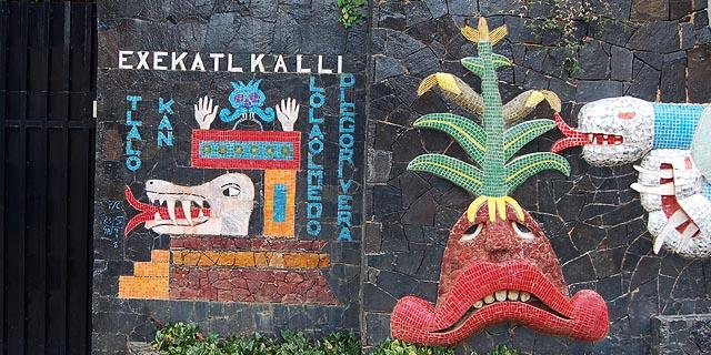 Roteiro de 3 dias em Acapulco: Murais de Diego Rivera