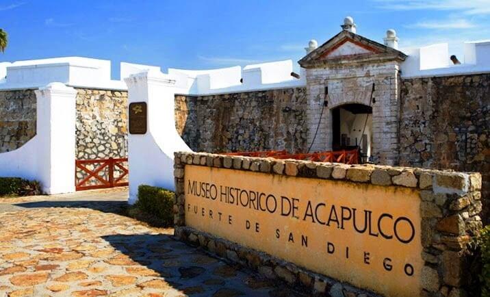Roteiro de 5 dias em Acapulco: Museu Histórico de Acapulco