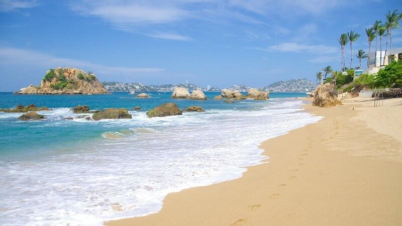 Praias em Acapulco