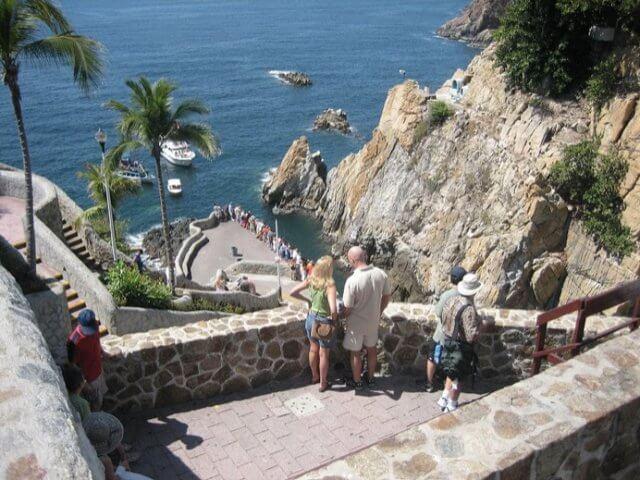 Passeios em Acapulco