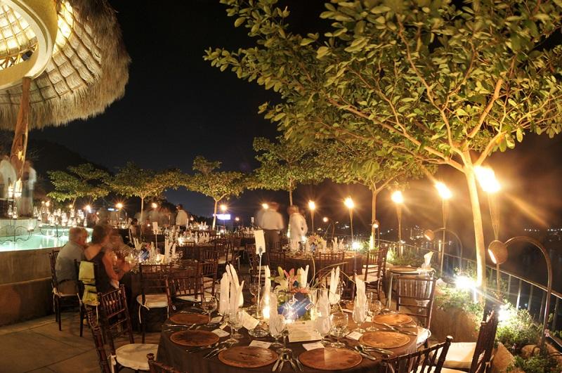 Restaurante ZIBU em Acapulco