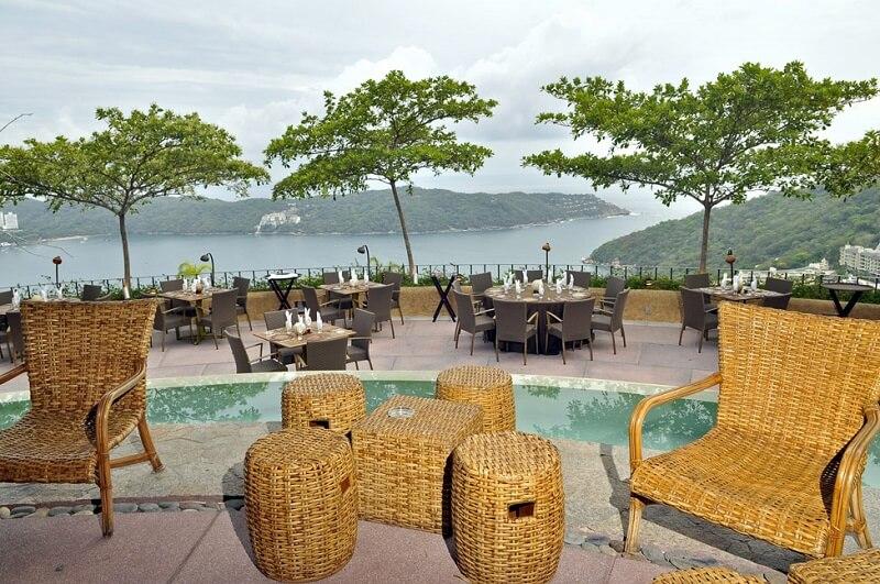Roteiro de 3 dias em Acapulco: Restaurante Zibu