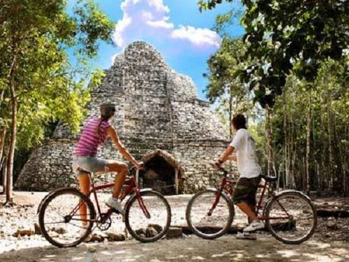 Passeio em Cobá em Cancún