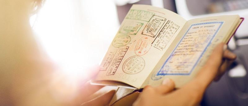 Passaporte para ir para Cancún