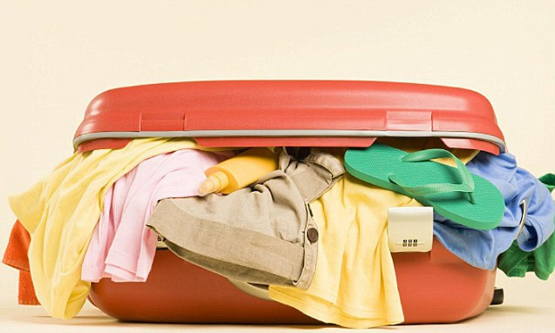 O que pode levar nas malas despachadas e de mão em voos internacionais
