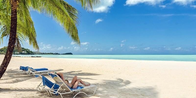 Condições climáticas no mês de janeiro em Cancún