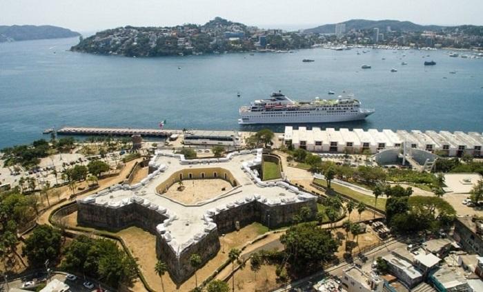 Forte de San Diego em Acapulco