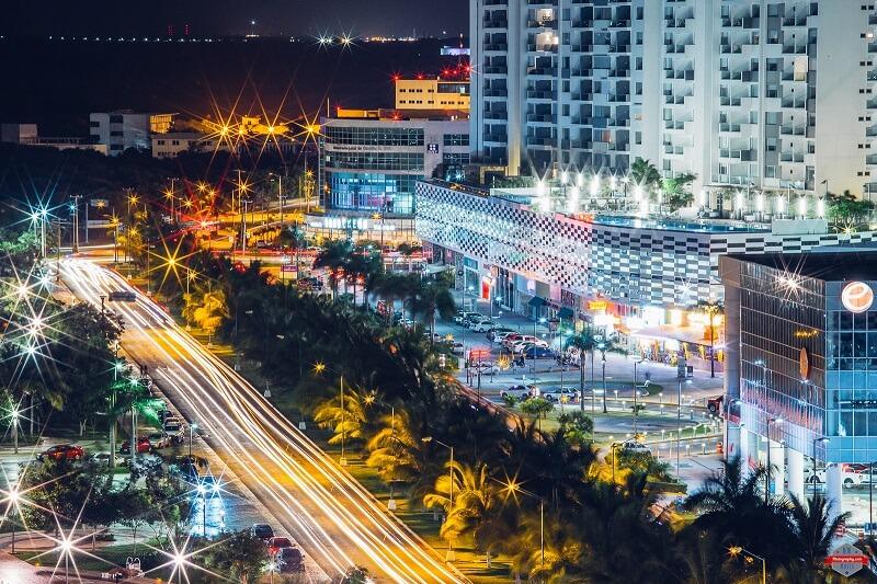 Passeios para curtir a noite em uma viagem em Cancún