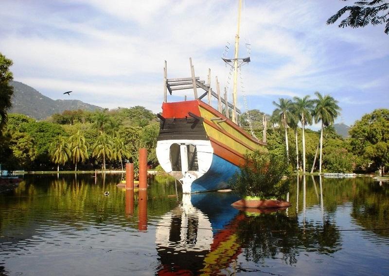 Parque Papagayo em Acapulco