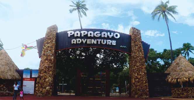 Dicas e informações sobre o Parque Papagayo em Acapulco