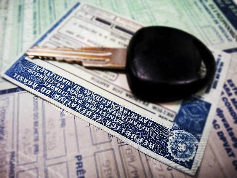 Documento para alugar um carro em Los Cabos